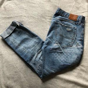 Lucky Brand Sienna Slim Boyfriend Size 6/28